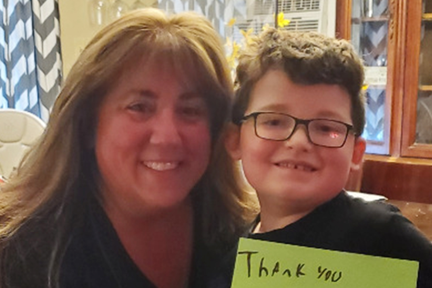 Barbara Heim — Teacher Visits Student with Cancer Every Day so He Doesn't Fall Behind