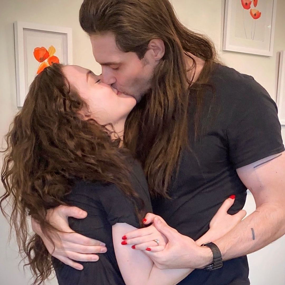 Kat Dennings Is Engaged to Andrew W.K.
