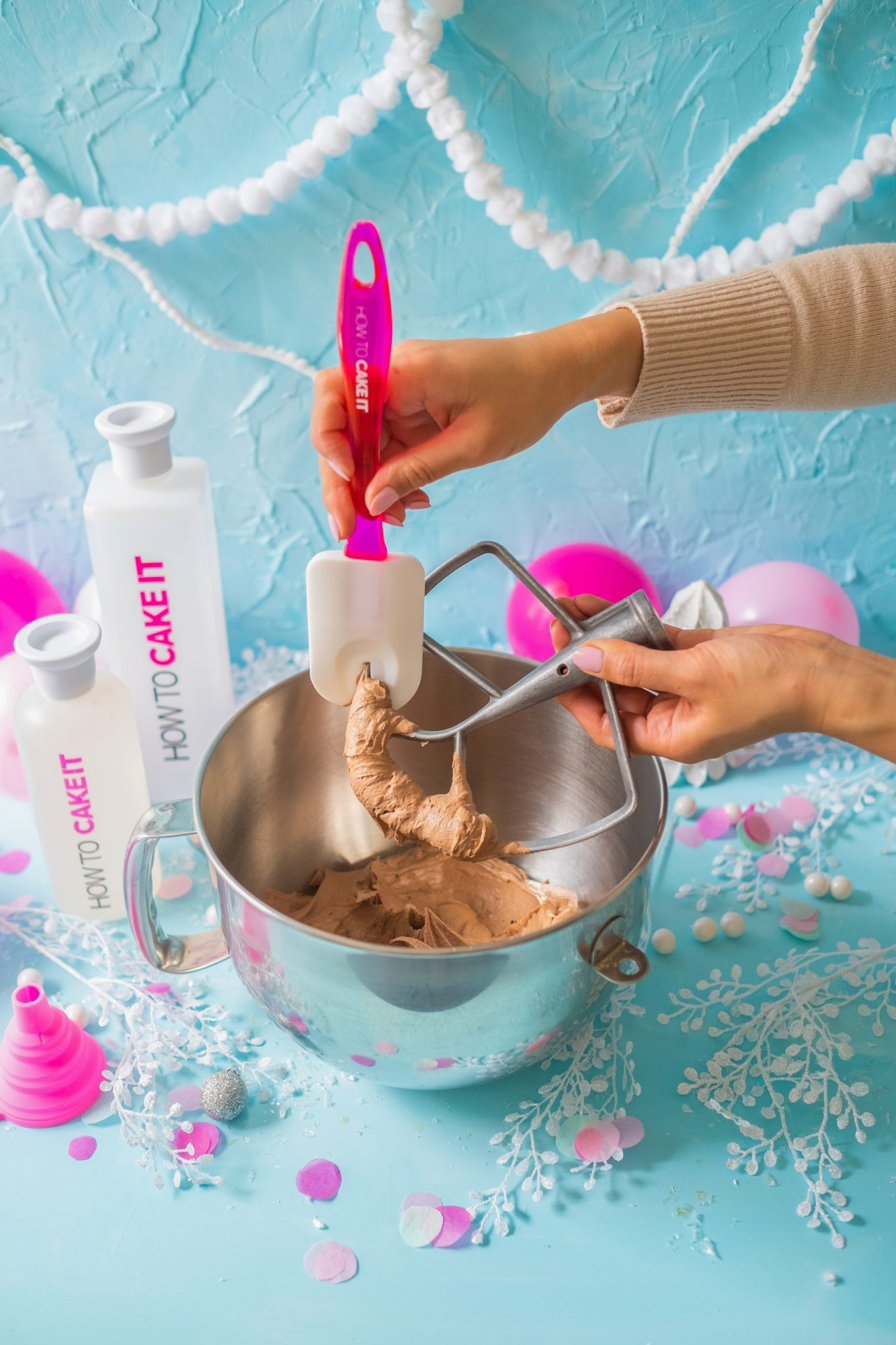 How To Cake It MixerMate