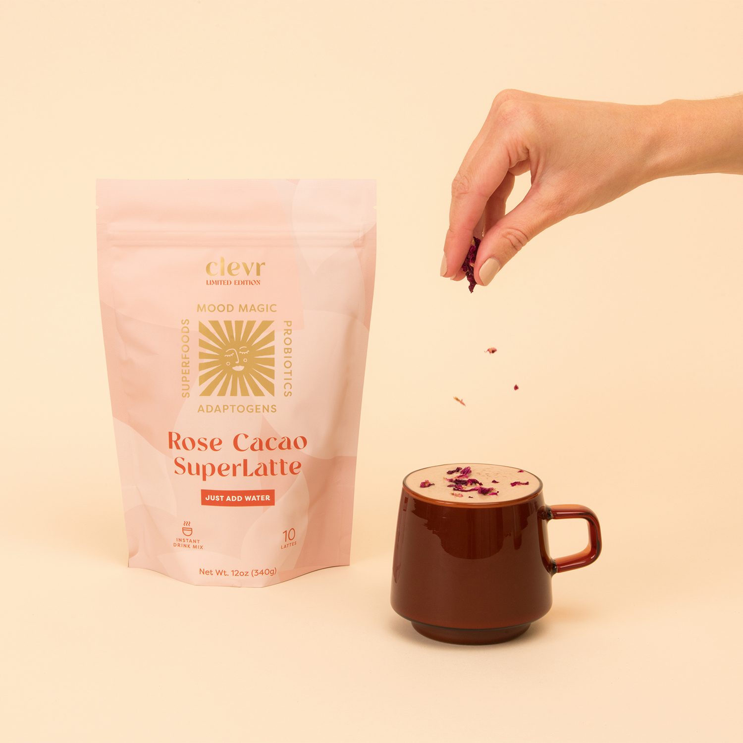 Clevr blends coffee