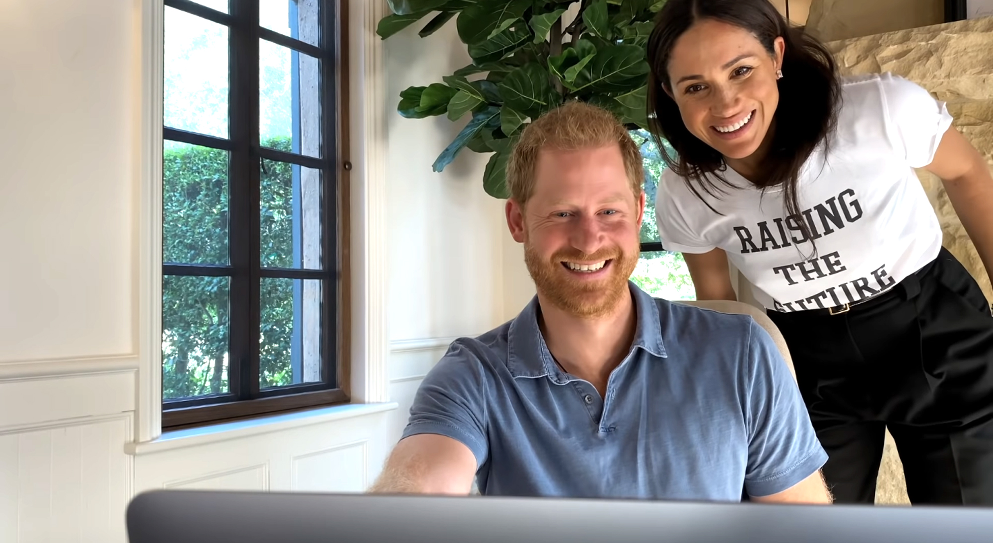 Duke and Duchess of Sussex - The Me You Can't See