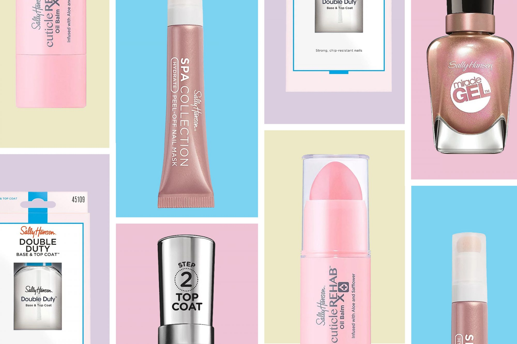 Ulta People Shopping Event Collage 2021