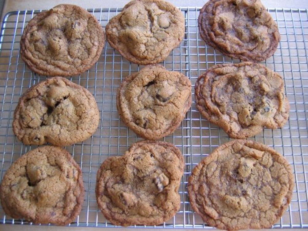 The Best Homemade Chocolate Chip Cookies in the Entire World, Updated (Just a Bit) by Debbie Koenig