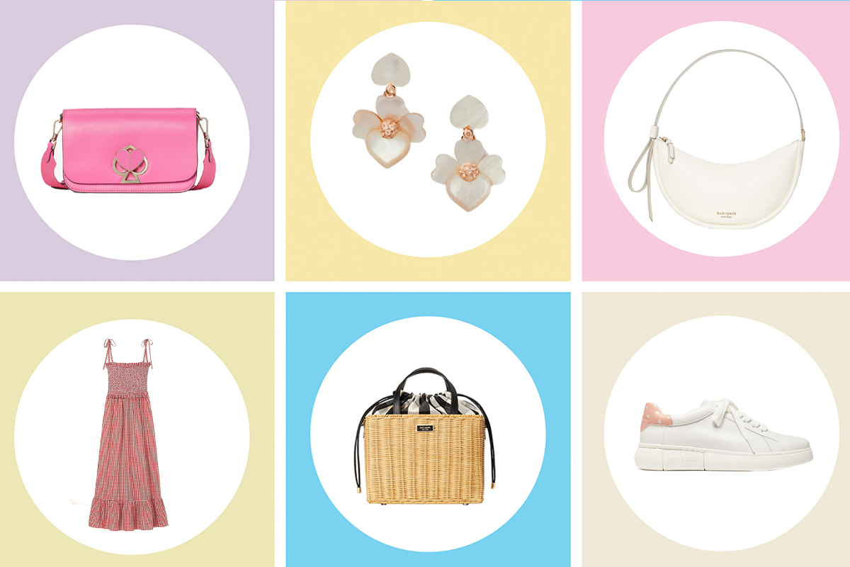 Kate Spade People Fashion Event Shopping 2021
