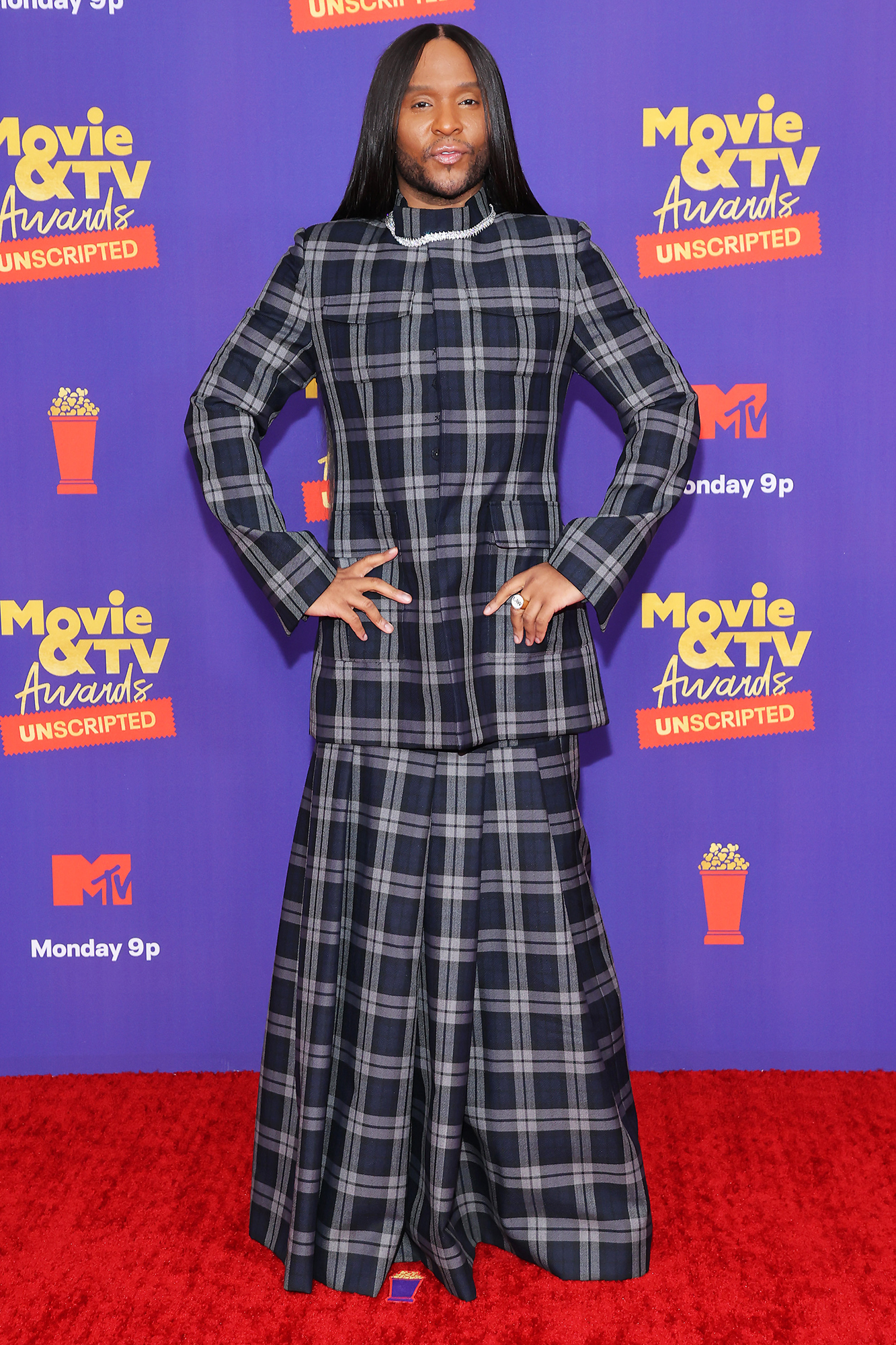 Law Roach -- 2021 MTV Movie & TV Awards: UNSCRIPTED - Arrivals