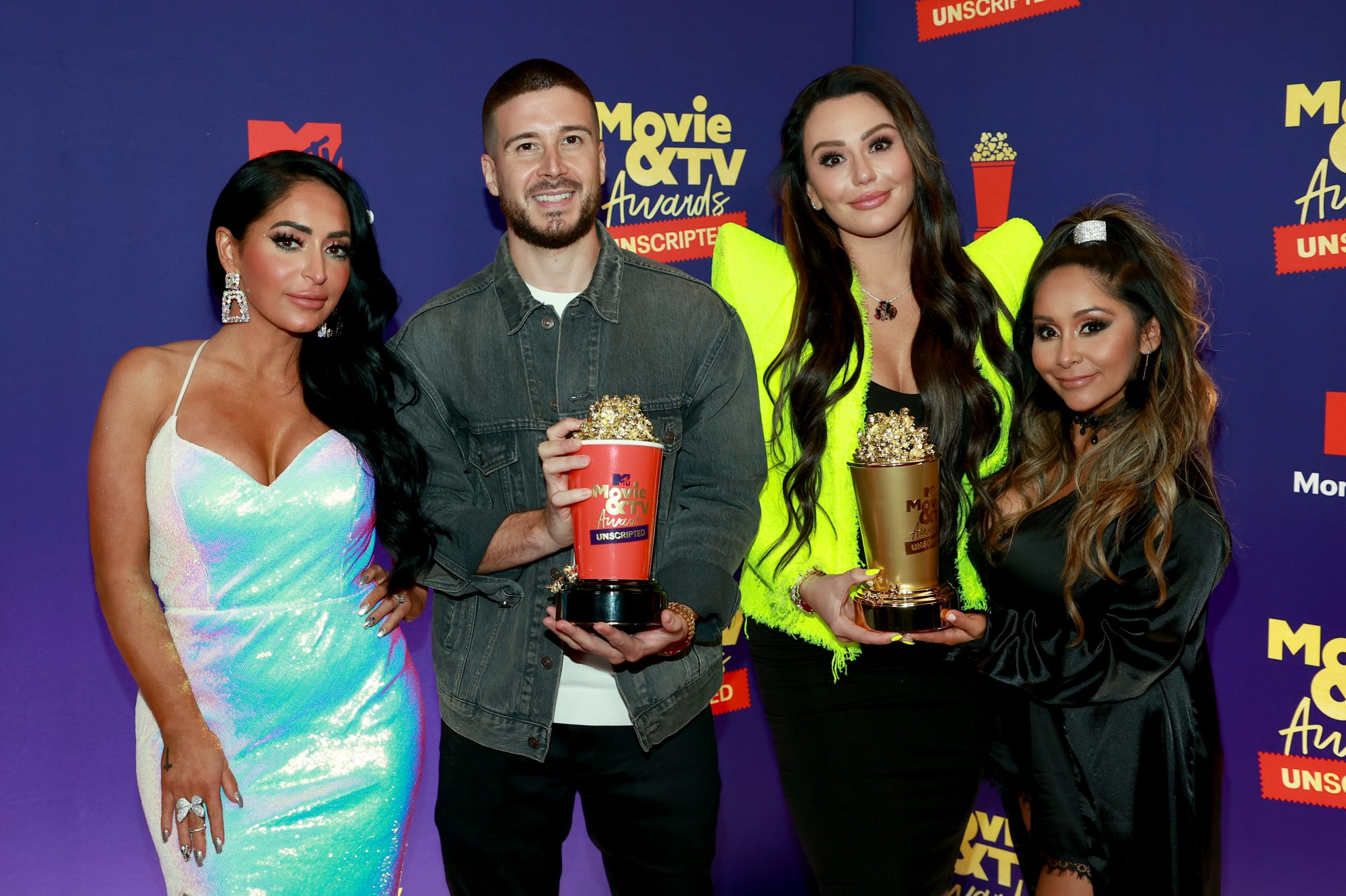 from the MTV Movie & TV Awards: UNSCRIPTED