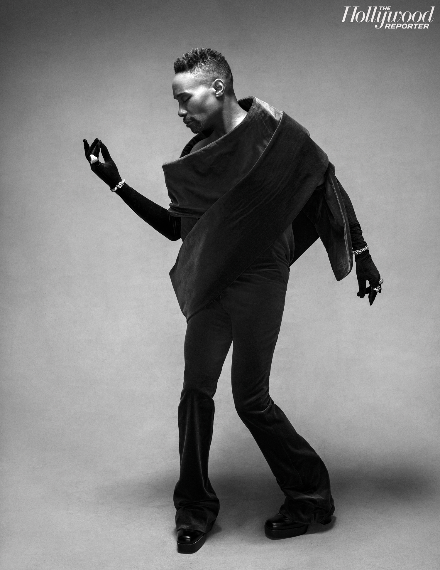 Billy Porter The Hollywood Reporter