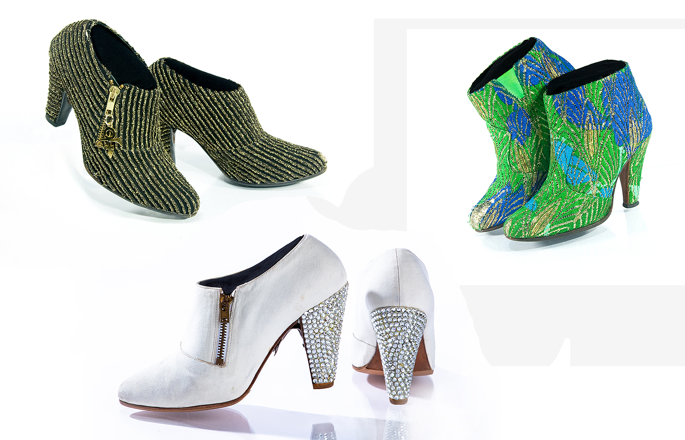 The Beautiful Collection: Prince's Custom Shoes