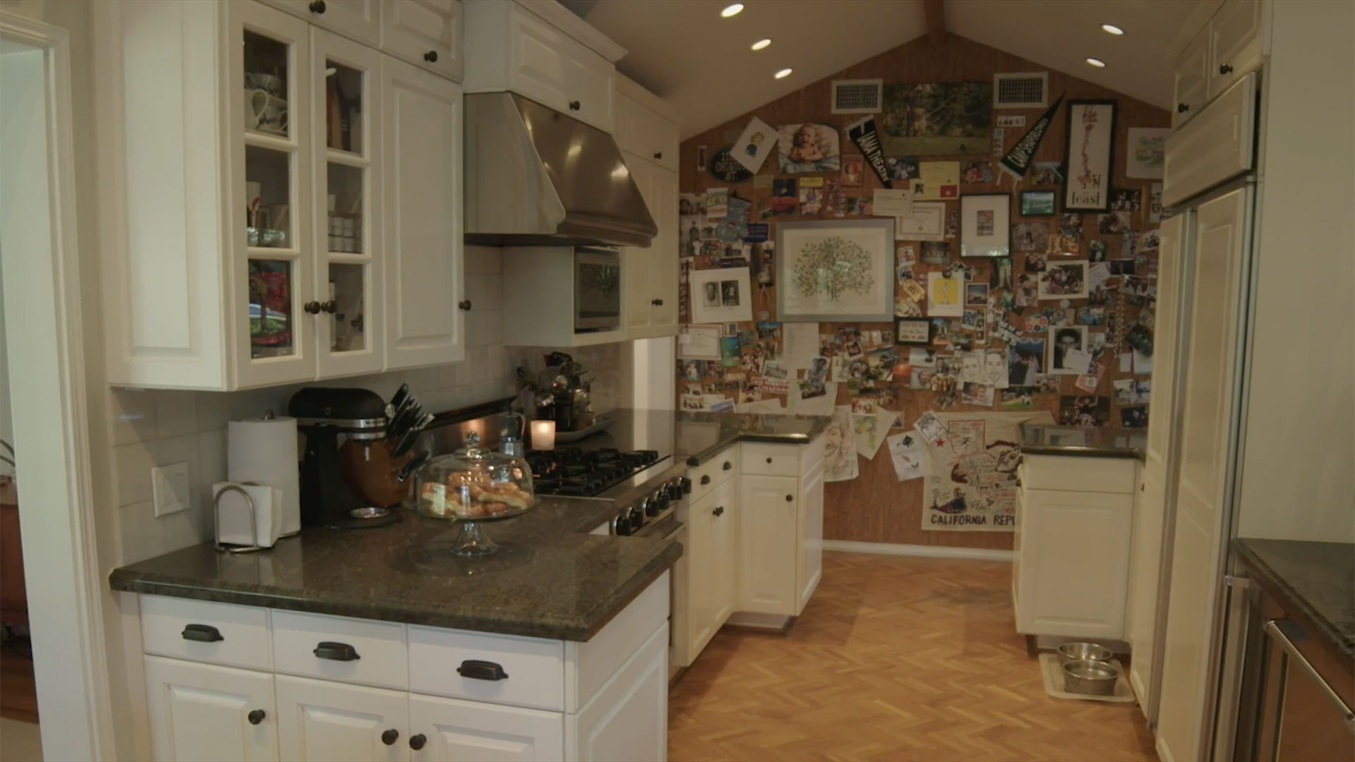 Katie Lowes ranch style home