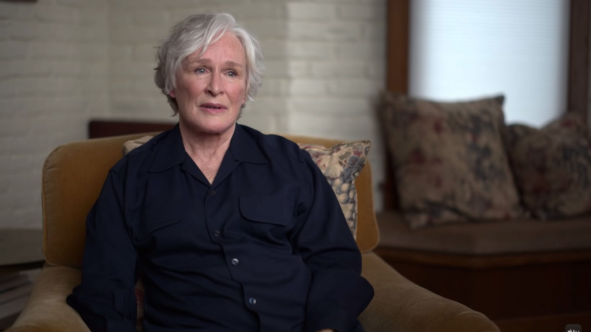 """Glenn Close """"The Me You Can't See"""""""