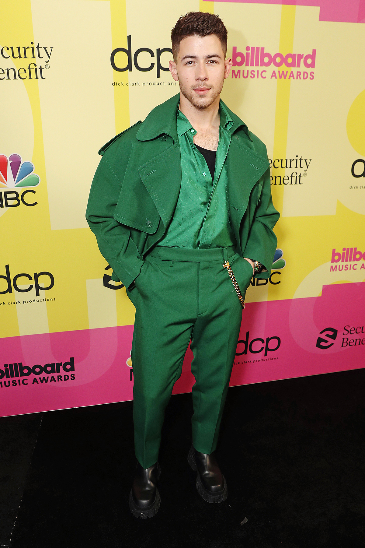 2021 Billboard Music Awards held at the Microsoft Theater on May 23, 2021