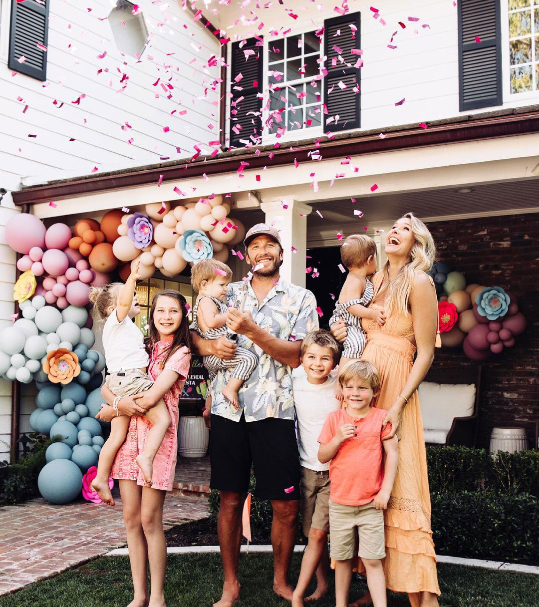 Morgan and Bode Miller Reveal They Are Expecting a Girl