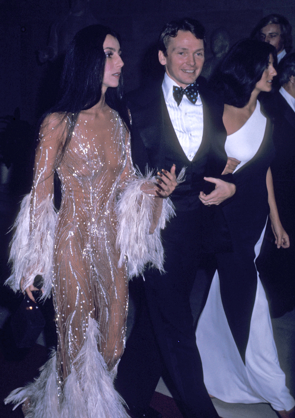"""cher; The Metropolitan Museum of Art's Costume Insitute Gala Exhibition """"Romantic and Glamorous Hollywood Design"""""""