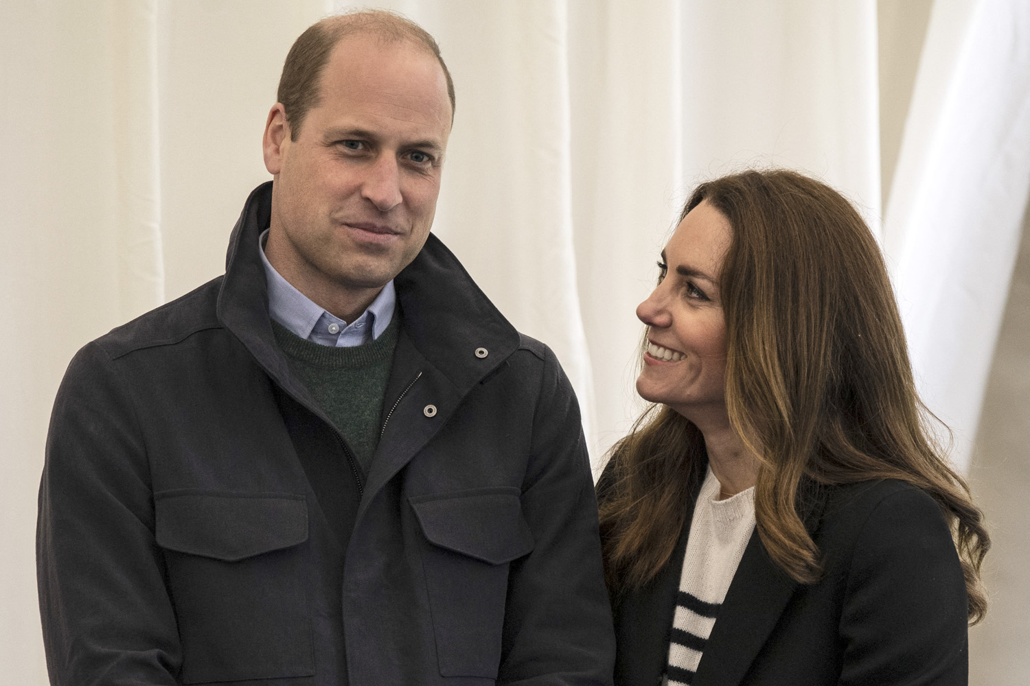 Kate Middleton and Prince William Return to St. Andrew's University |  PEOPLE.com
