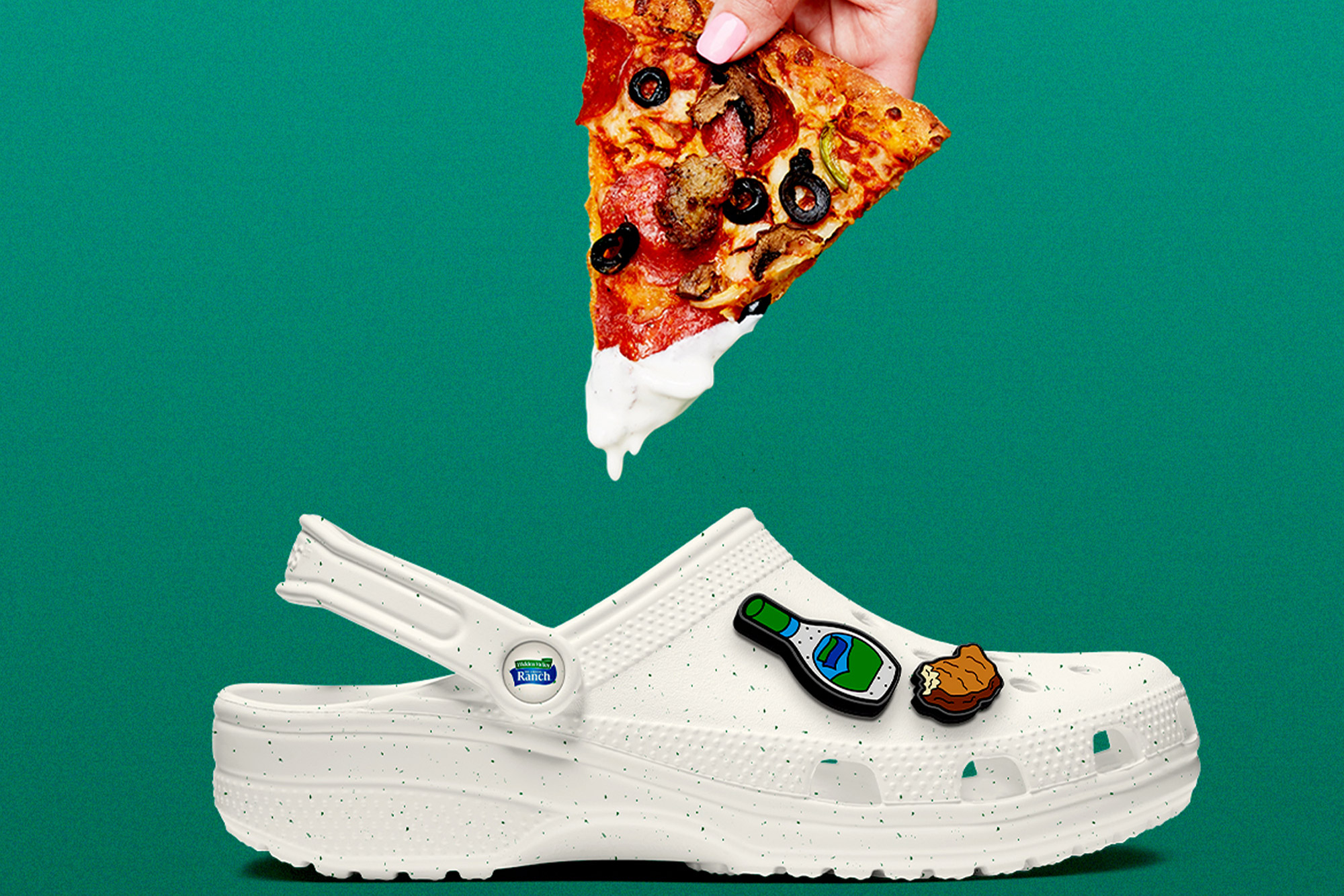 Hidden Valley Ranch Crocs Are Coming This Year — See a Sneak Peek at the Shoes