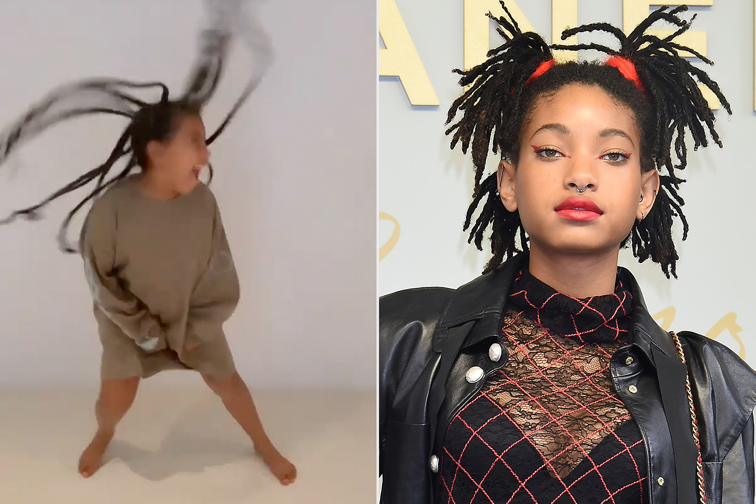 North West, Willow Smith