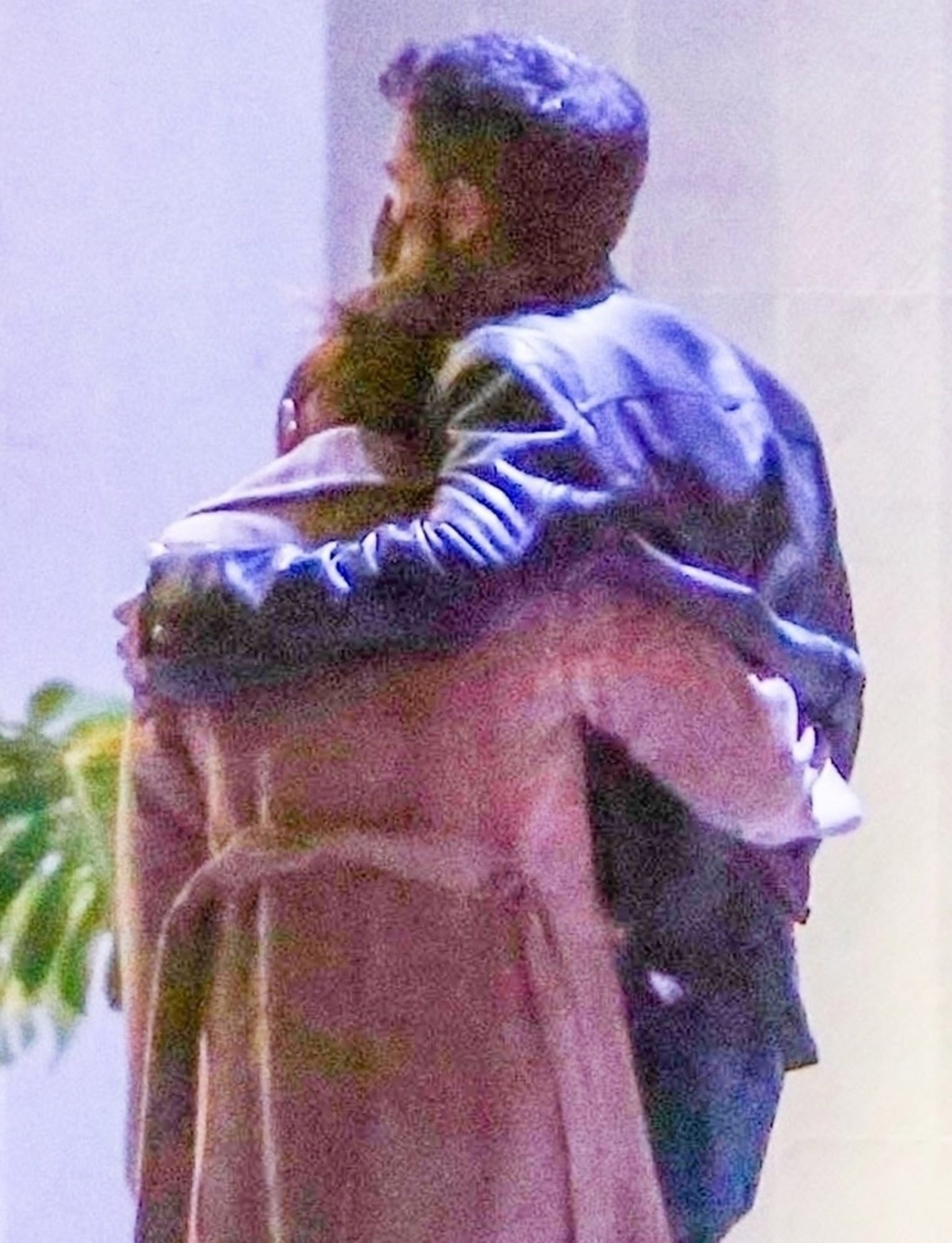 *NO REUSE* Jennifer Lopez and Ben Affleck confirm their relationship status with PDA while on a dinner date! **WEB EMBARGO UNTIL Thursday, JUNE 3, 2021 at 3:00 PM EDT**