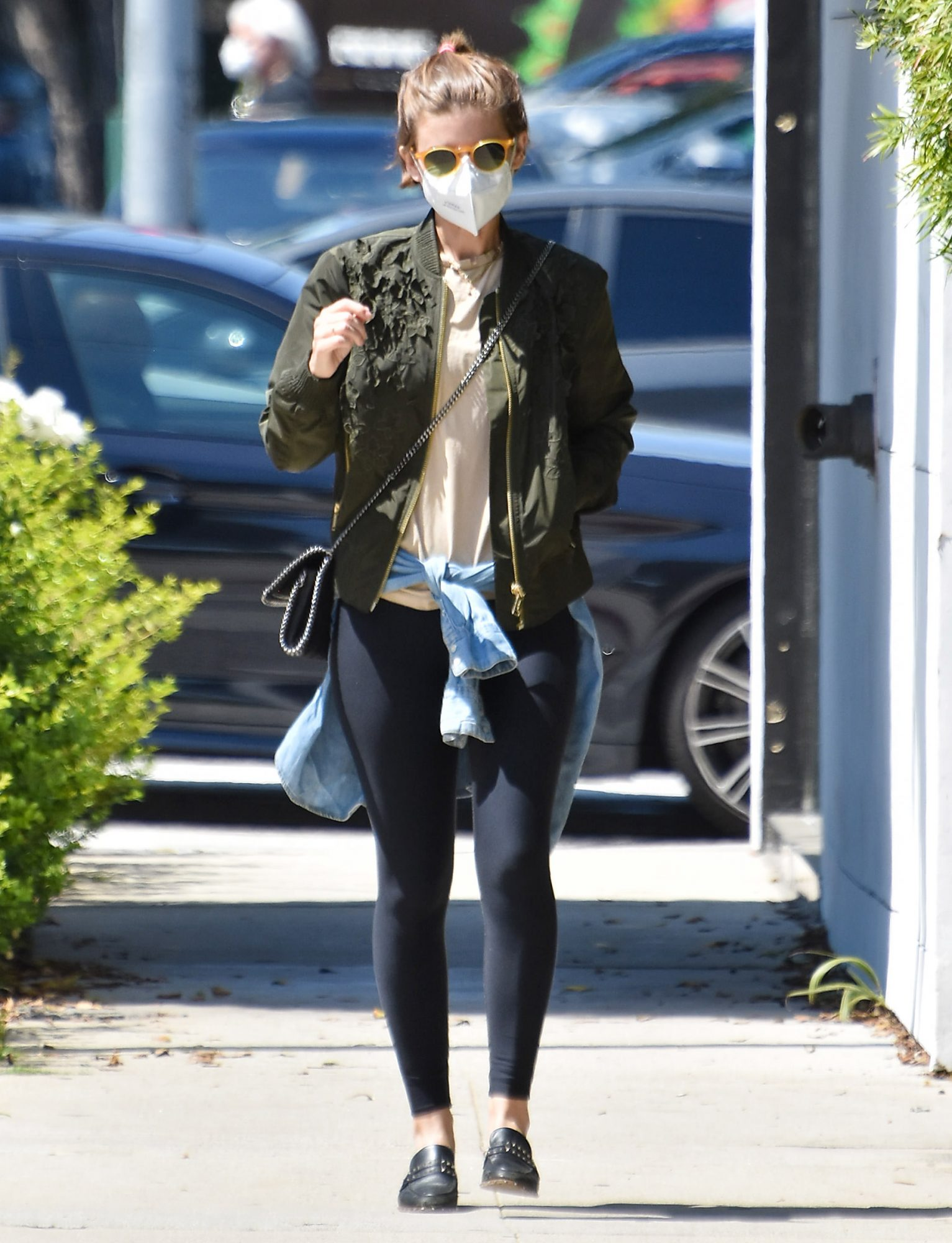 Kate Mara out and about, Los Angeles, USA - 02 Jun 2021