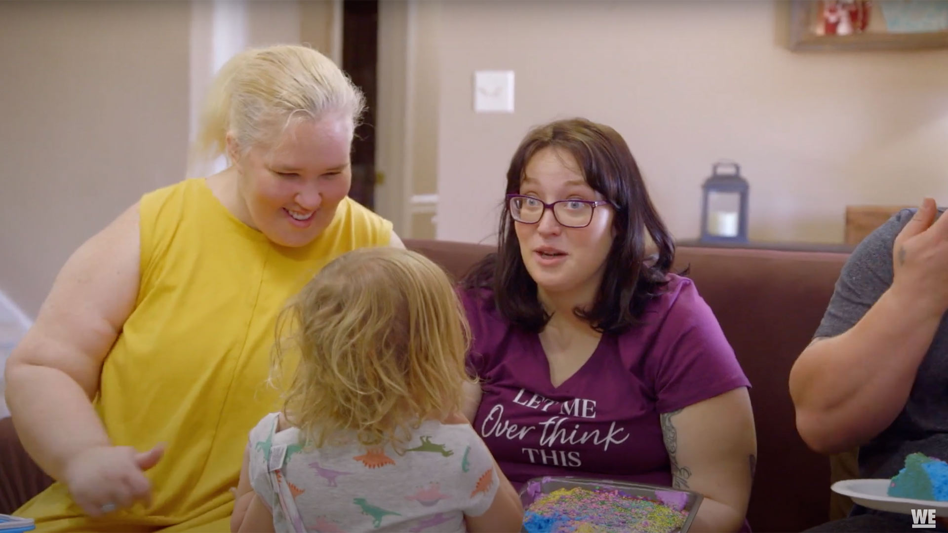 Pumpkin's gender reveal on Mama June: Road to Redemption