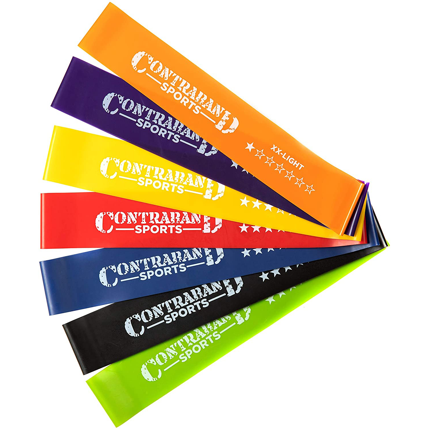 Contraband Sports resistance bands