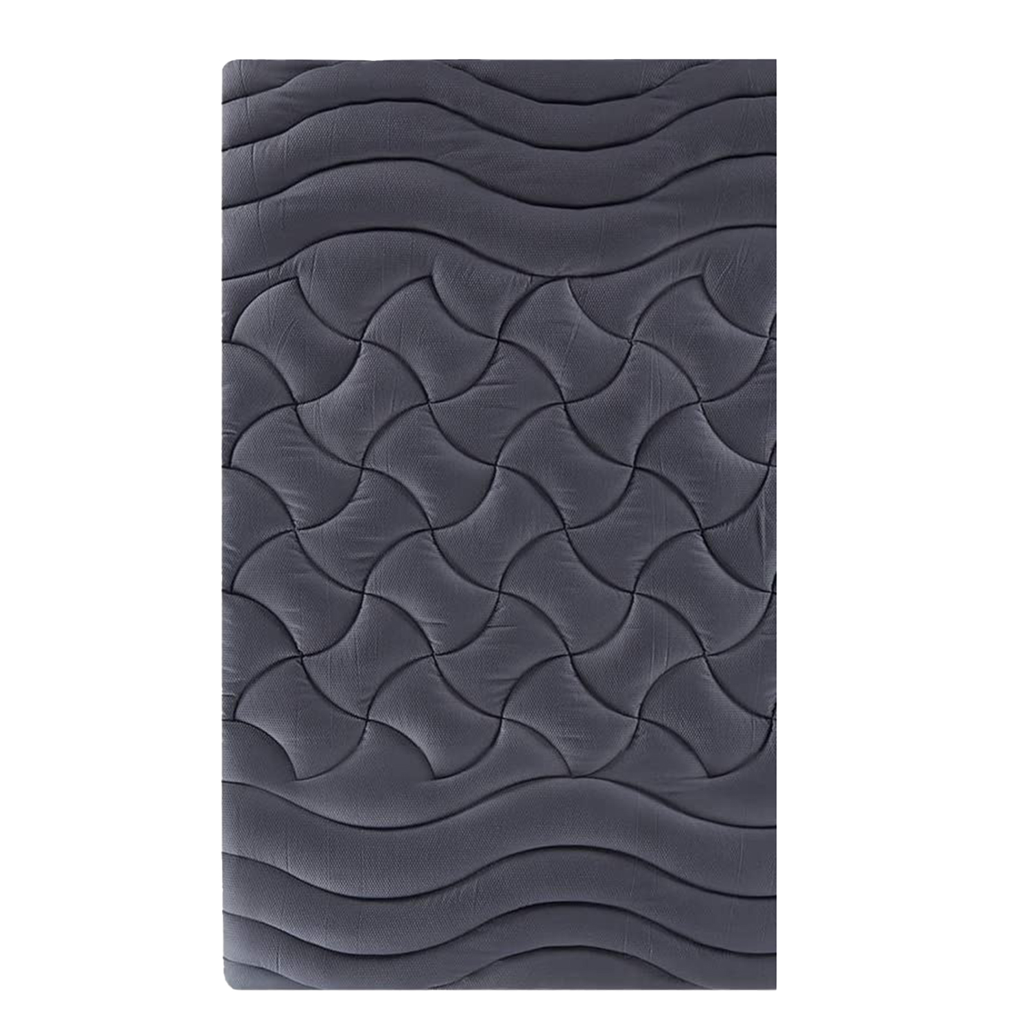 SLEEP ZONE Premium Mattress Pad Cover Cooling Overfilled