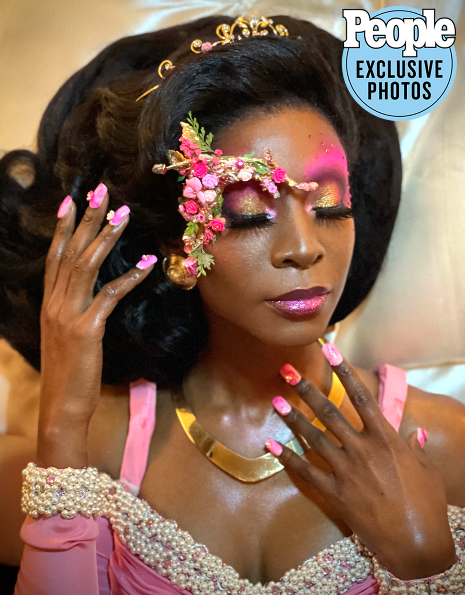 POSE -- Season 3 -- BTS -- Pictured: Angelica Ross as Candy