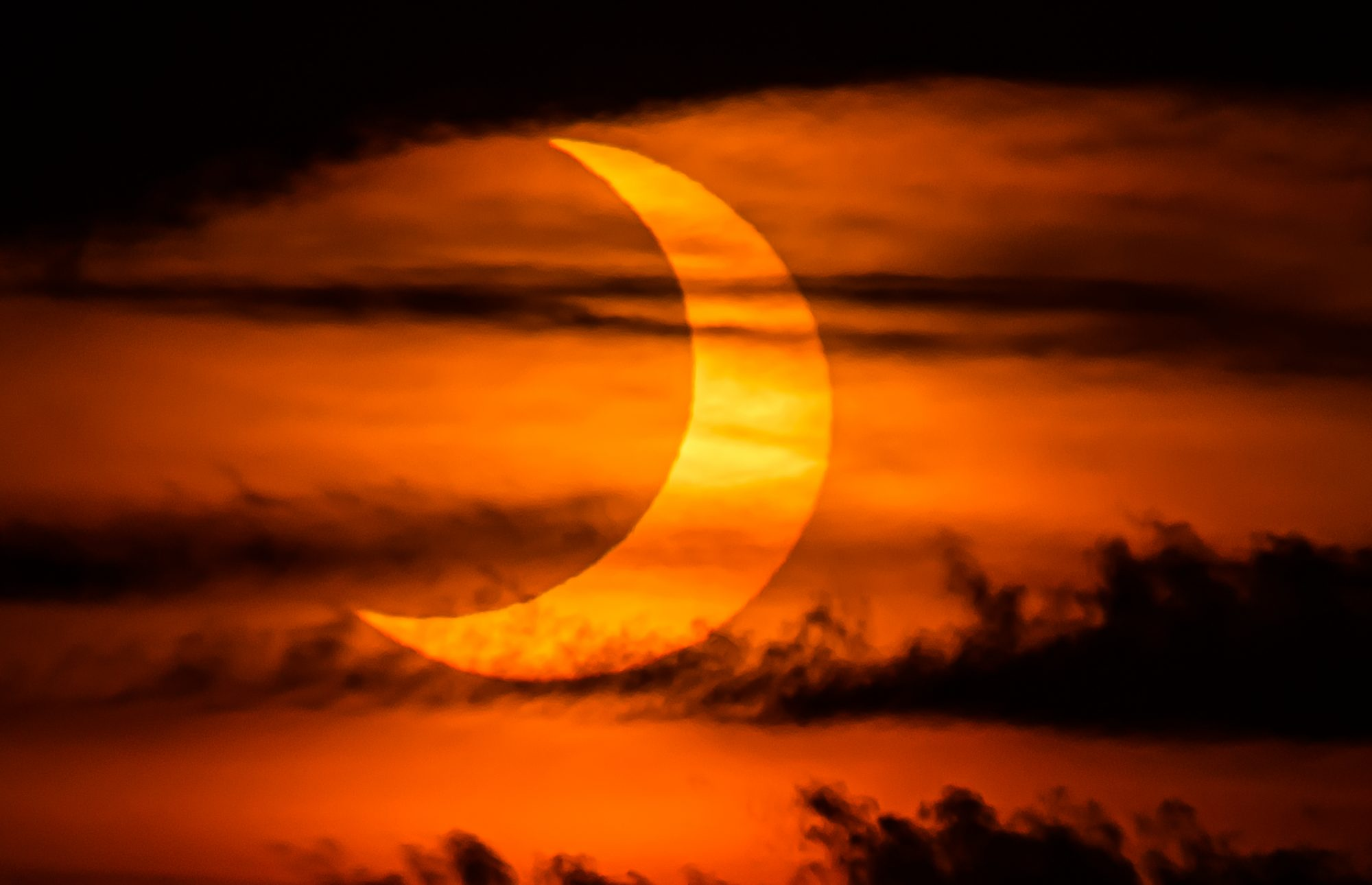 June Ring of Fire eclipse