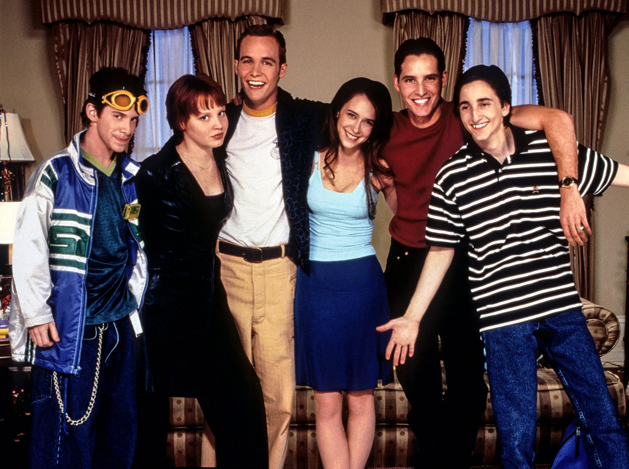 can't hardly wait cast