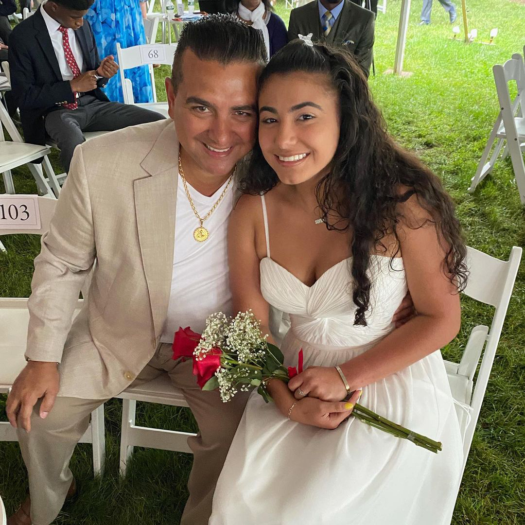 Cake Boss Buddy Valastro's Congratulates Daughter Sofia on High School Graduation: 'You Have Grown Right Before Our Eyes'