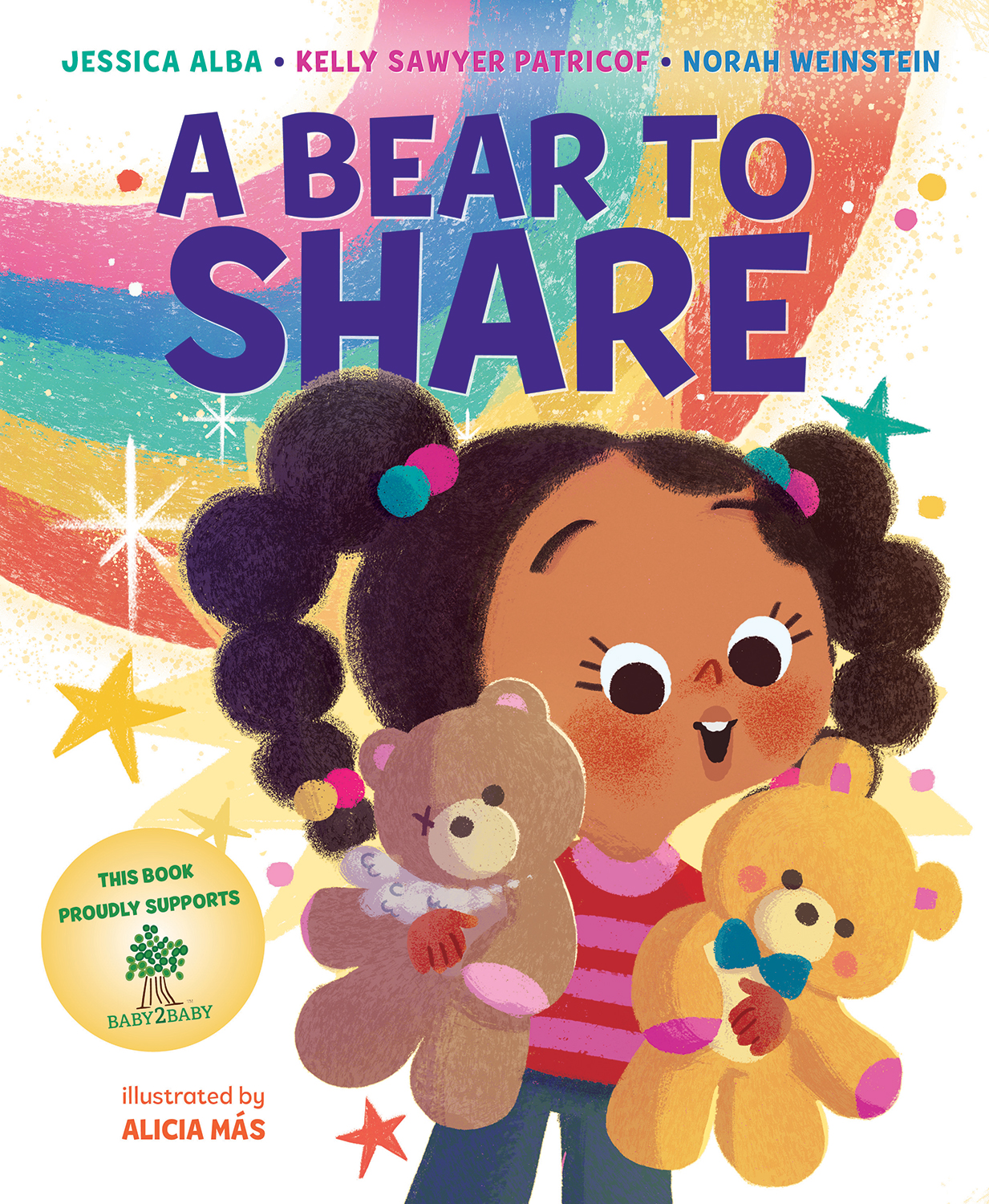 A Bear to Share book