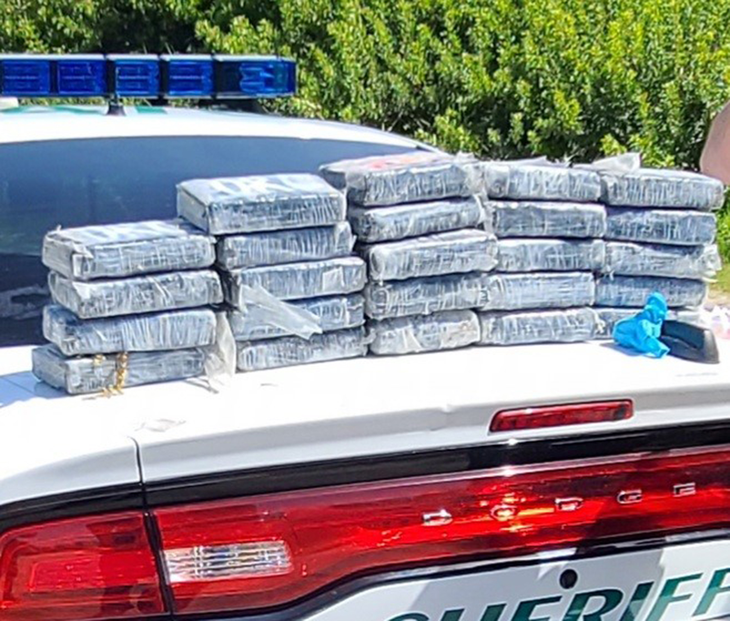 cocaine seized at Cape Canaveral Space Force Station