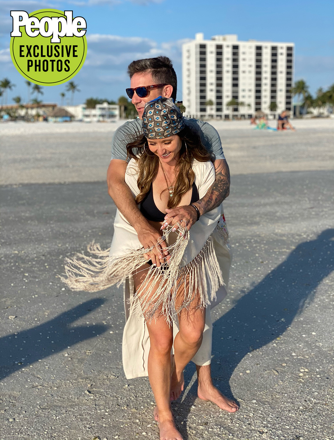 Exclusive Behind the scenes images of Craig & Mindy Campbell in the Never Mine music video shoot.Fort Myers, FL, May 25, 2021