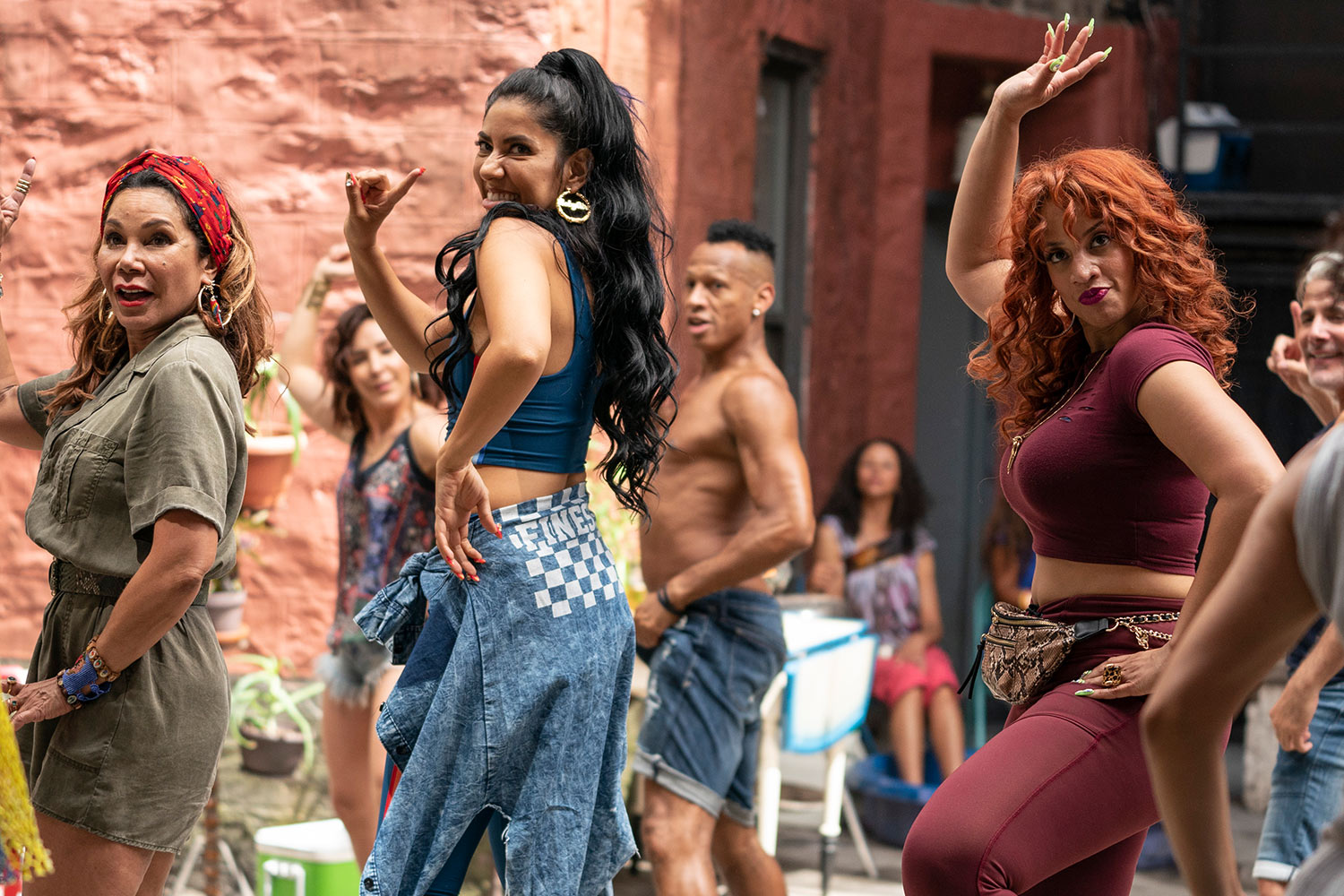 Dascha Polanco - in the heights