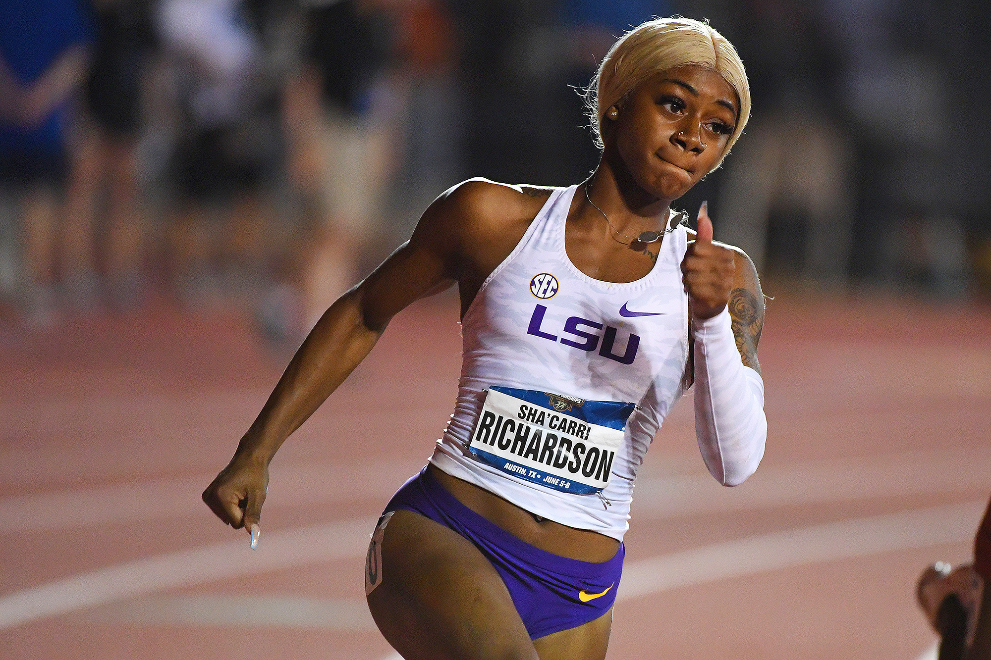 What to Know About Olympic Track Athlete Sha'Carri Richardson   PEOPLE.com