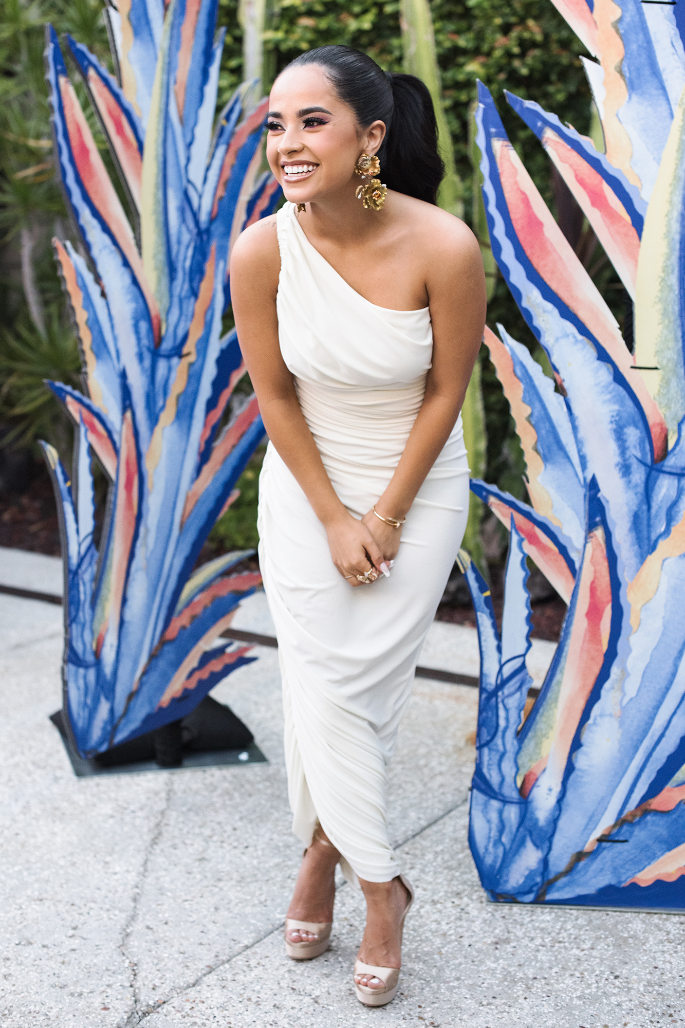 Becky G Launches Her Own Beauty Brand with an Immersive Event in Los Angeles