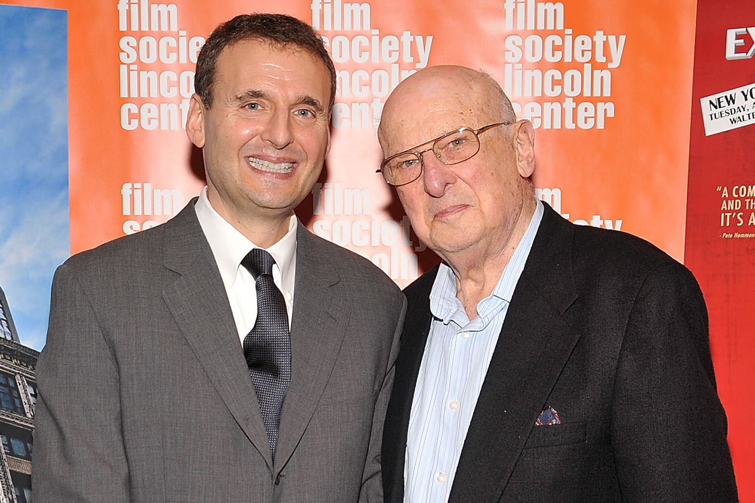 Phil Rosenthal and his father, Max Rosenthal
