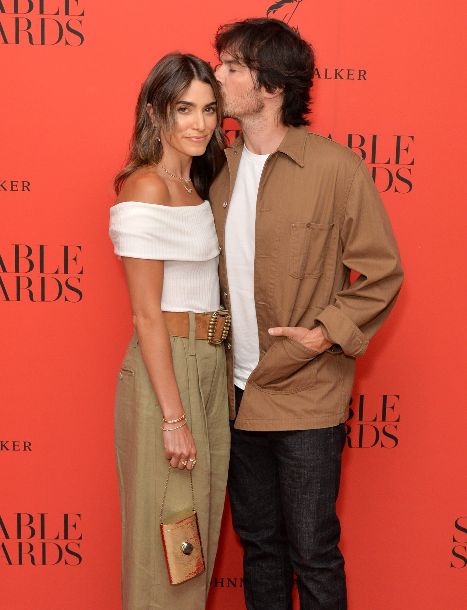 Nikki Reed and Ian Somerhalder attend Maison de Mode's Sustainable Style Awards at The West Hollywood EDITION on June 26, 2021 in West Hollywood