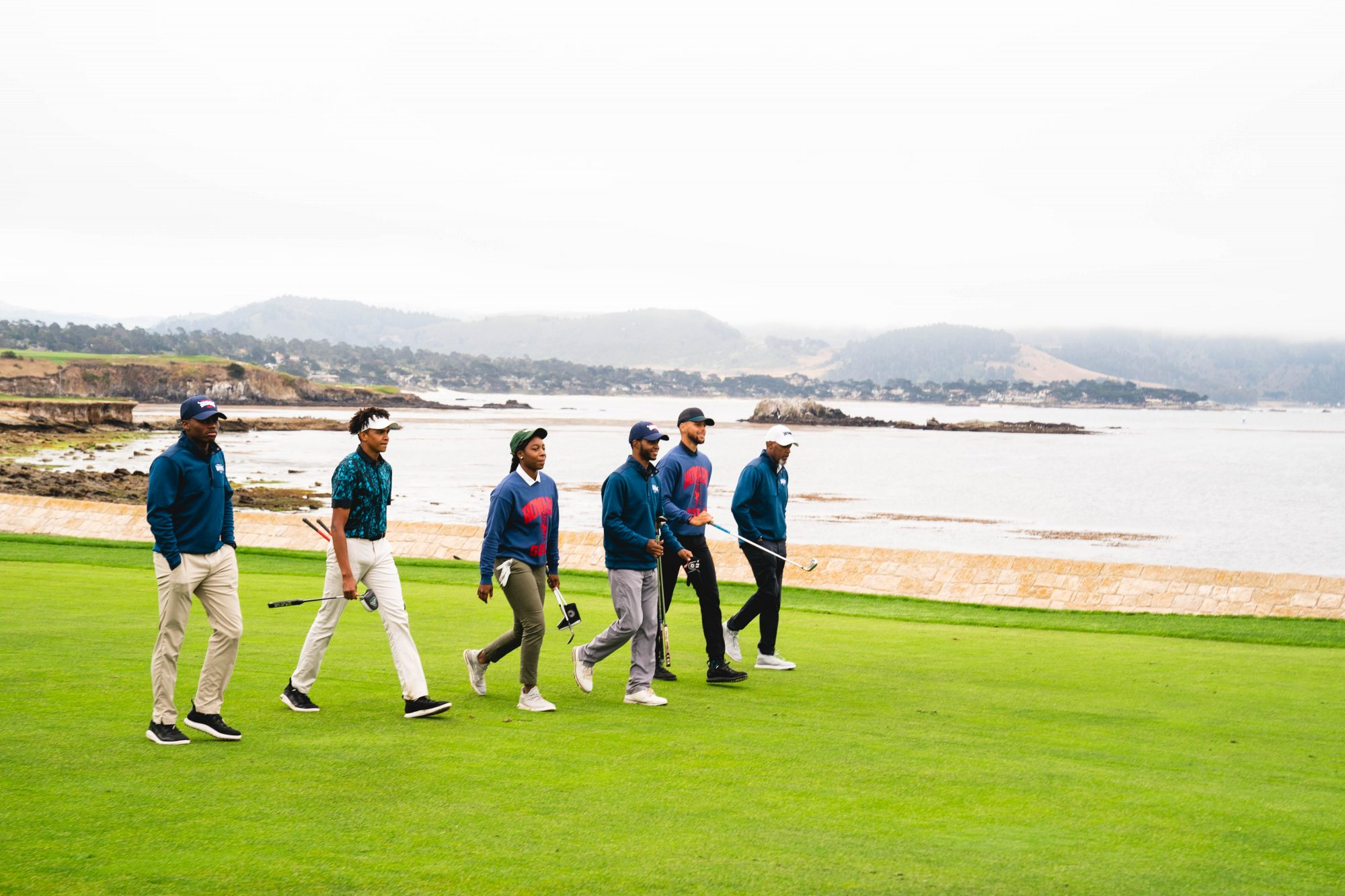 Stephen Curry Bison at the Beach Inaugural Golf Classic 4