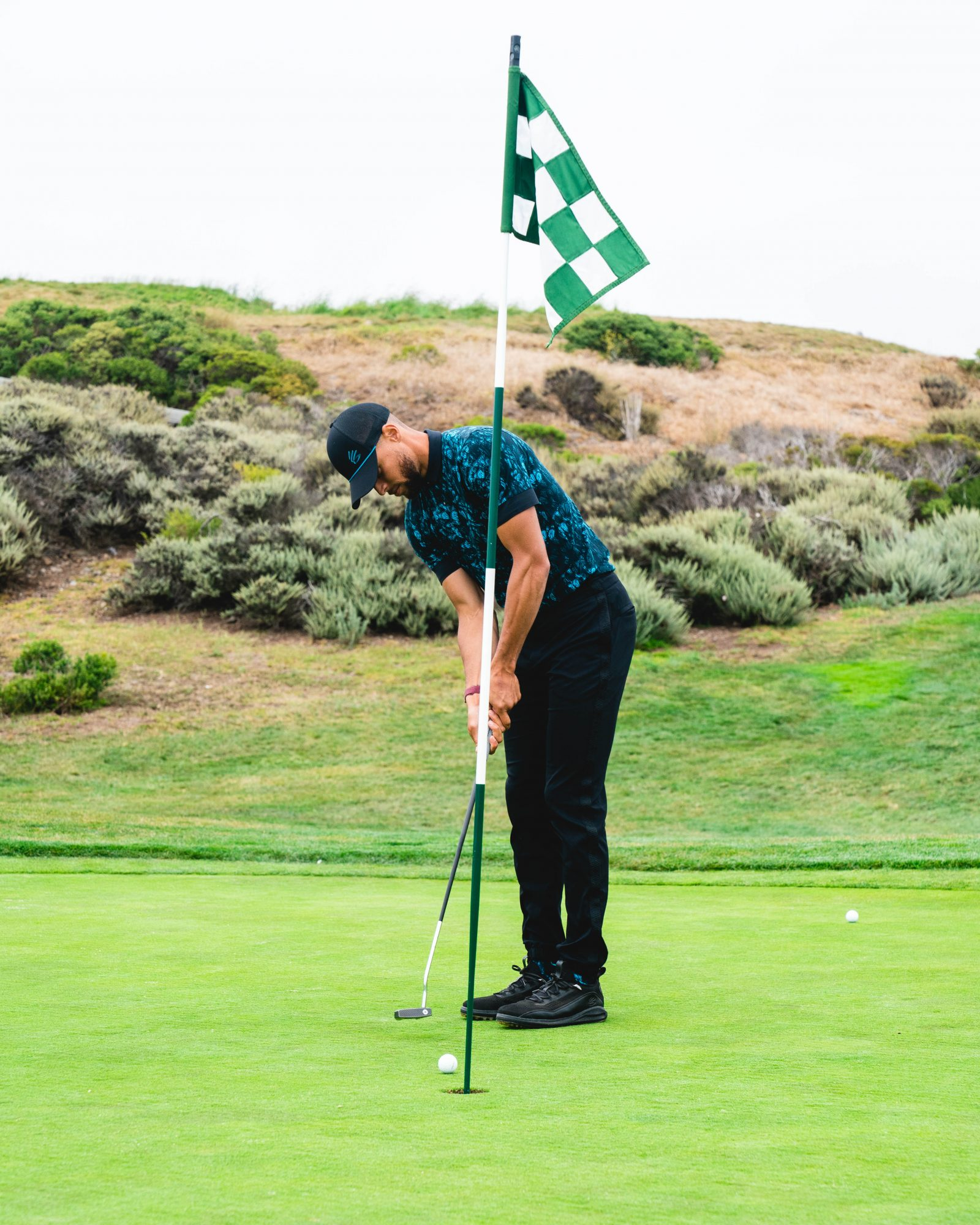 Stephen Curry Bison at the Beach Inaugural Golf Classic 3