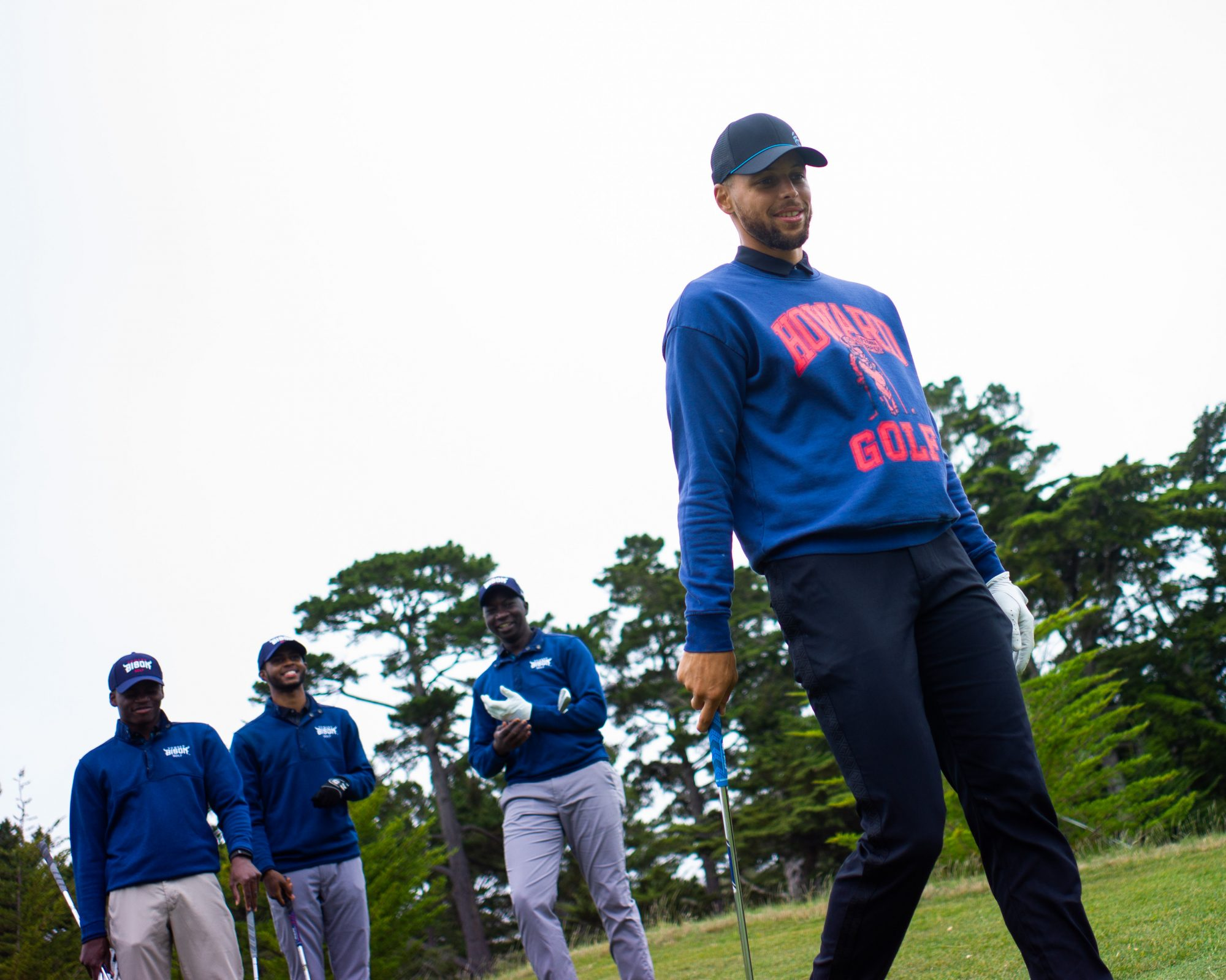 Stephen Curry Bison at the Beach Inaugural Golf Classic 1