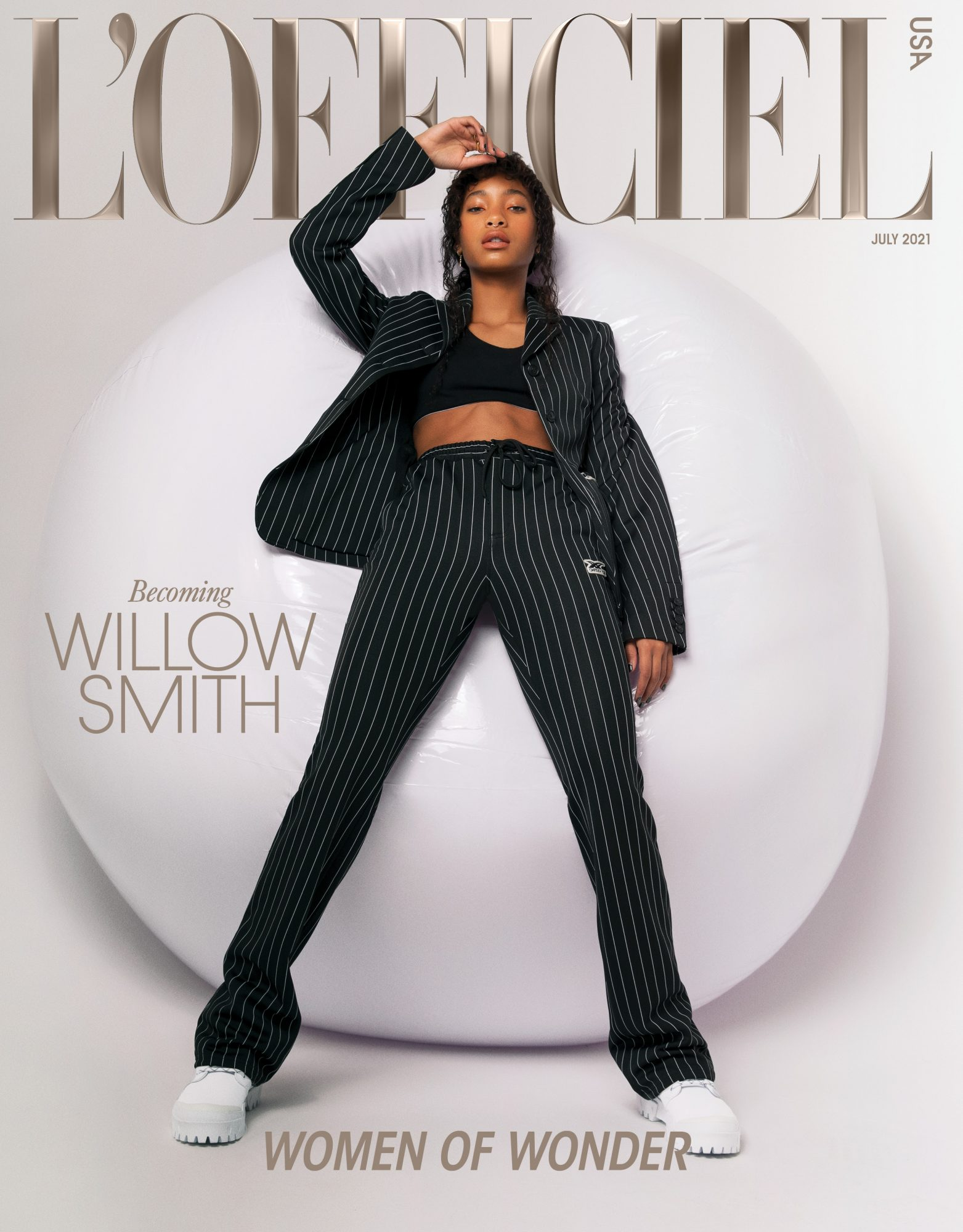 Willow Smith for L'Officiel