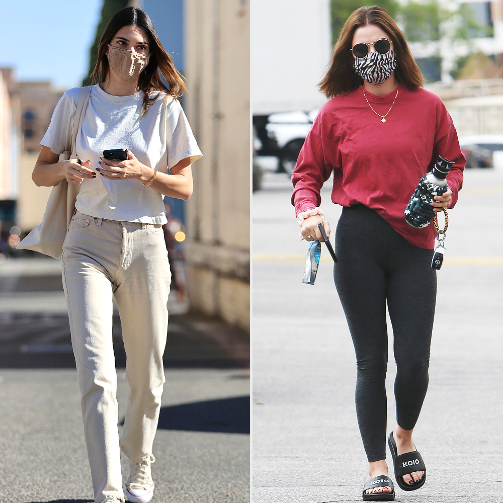 Richer Poorer Sale; Kendall Jenner and Lucy Hale