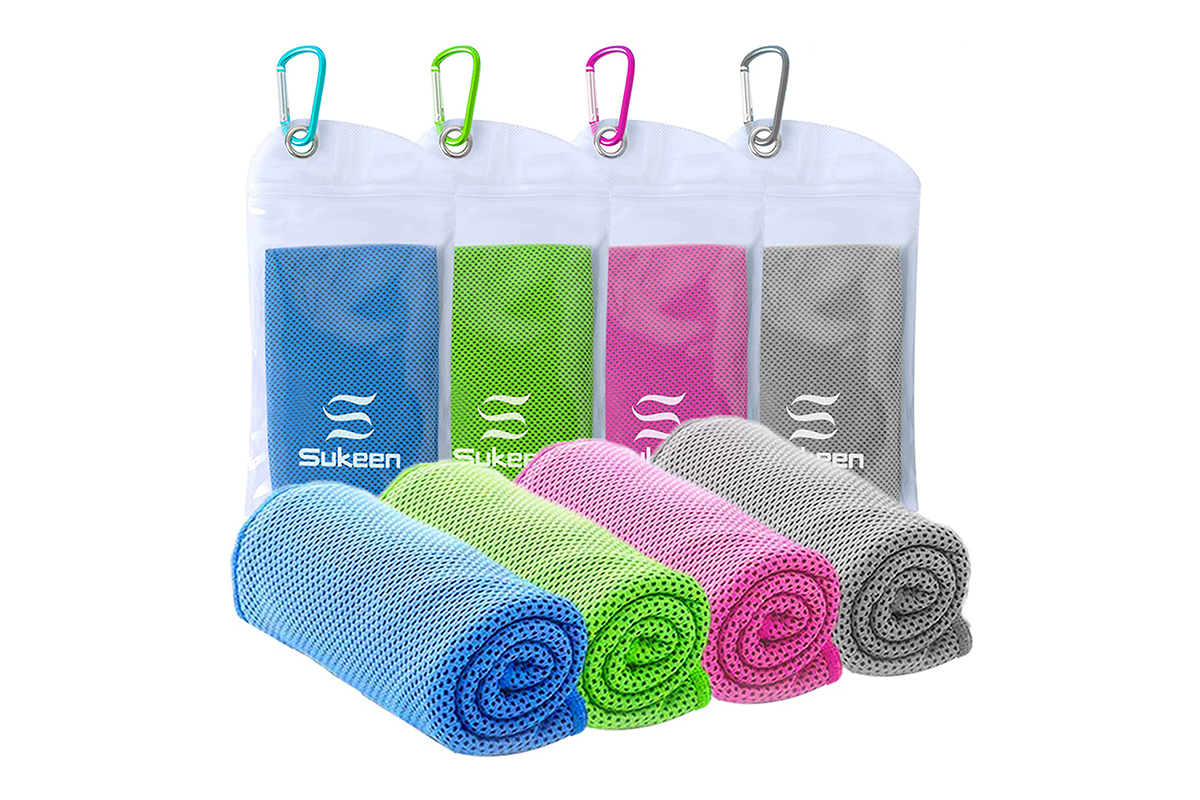 Cooling Breathable Microfiber Towel