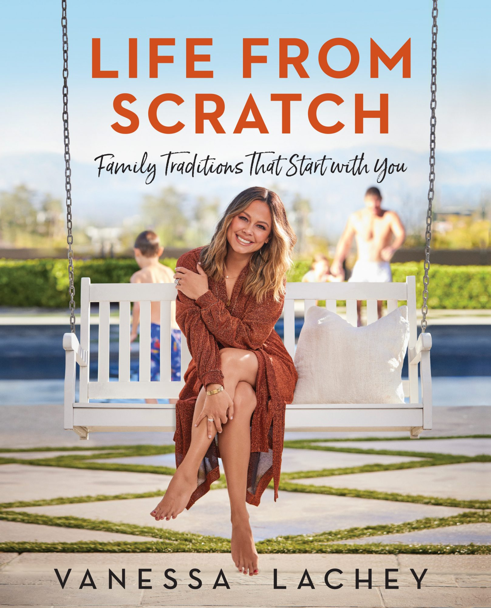 vanessa lachey - Life From Scratch