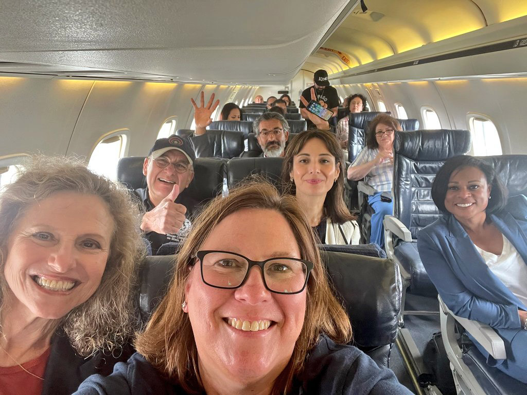 Texas Democrats Leave the State on Chartered Planes to Quash Republican Vote on Elections Bill