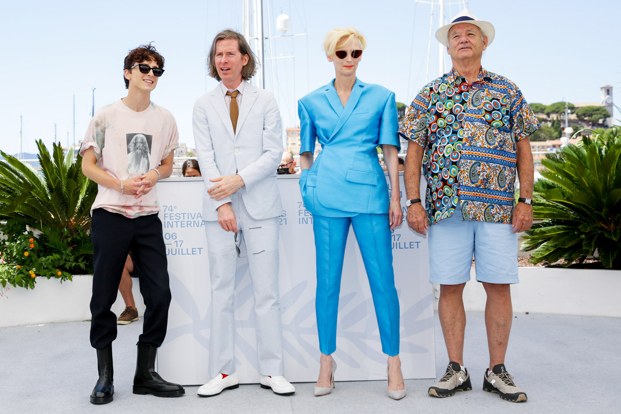 Cannes Film Festival 2021: Best Memes Inspired by The French Dispatch Cast | PEOPLE.com