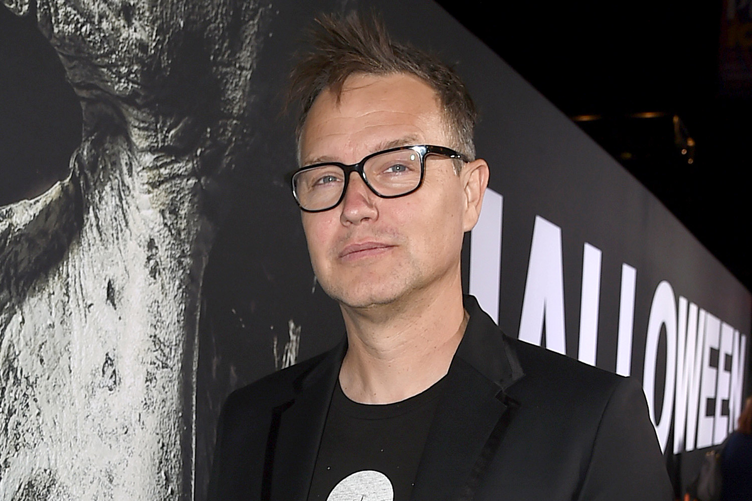 Mark Hoppus Is Cancer-Free After Months of Chemotherapy