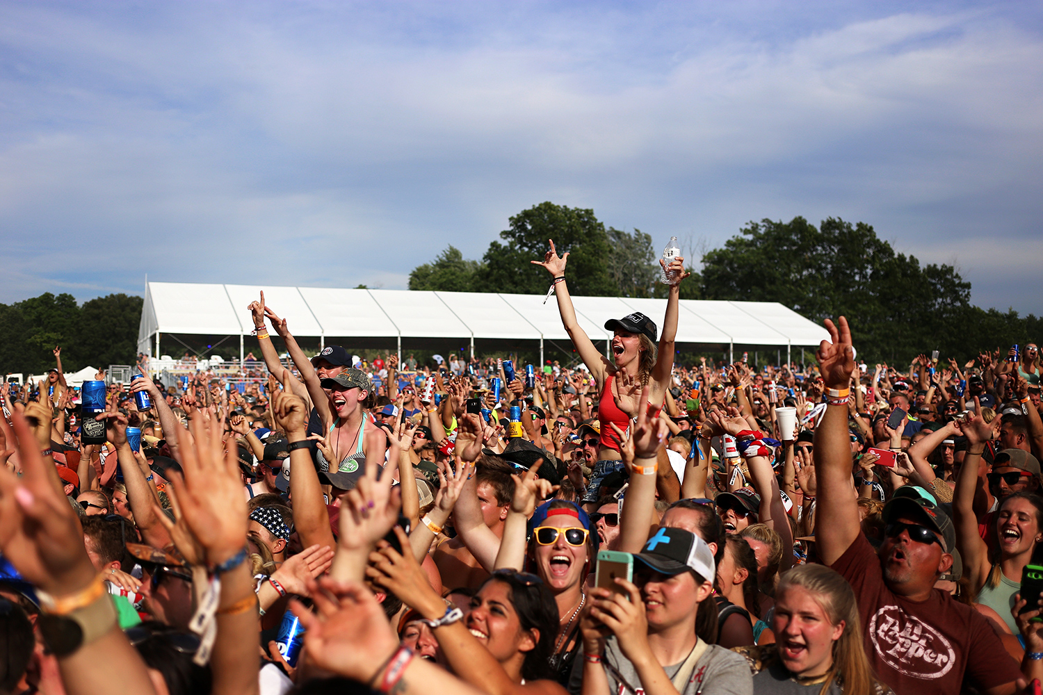 3 Dead From Carbon Monoxide Poisoning Inside Camper at Faster Horses Festival in Michigan
