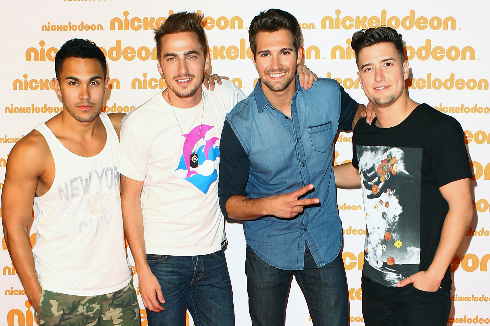 Big Time Rush Reunites for Comeback of Epic Proportions