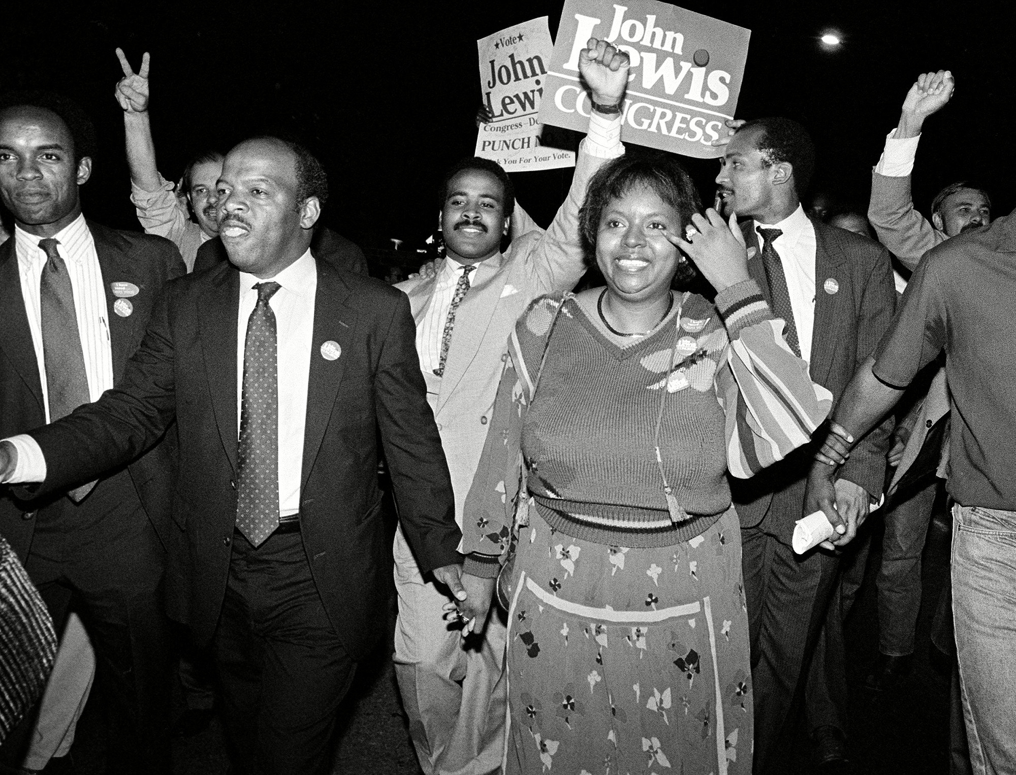 John Lewis Wrote Tributes to His Wife and Martin Luther King Jr in Book Published Posthumously